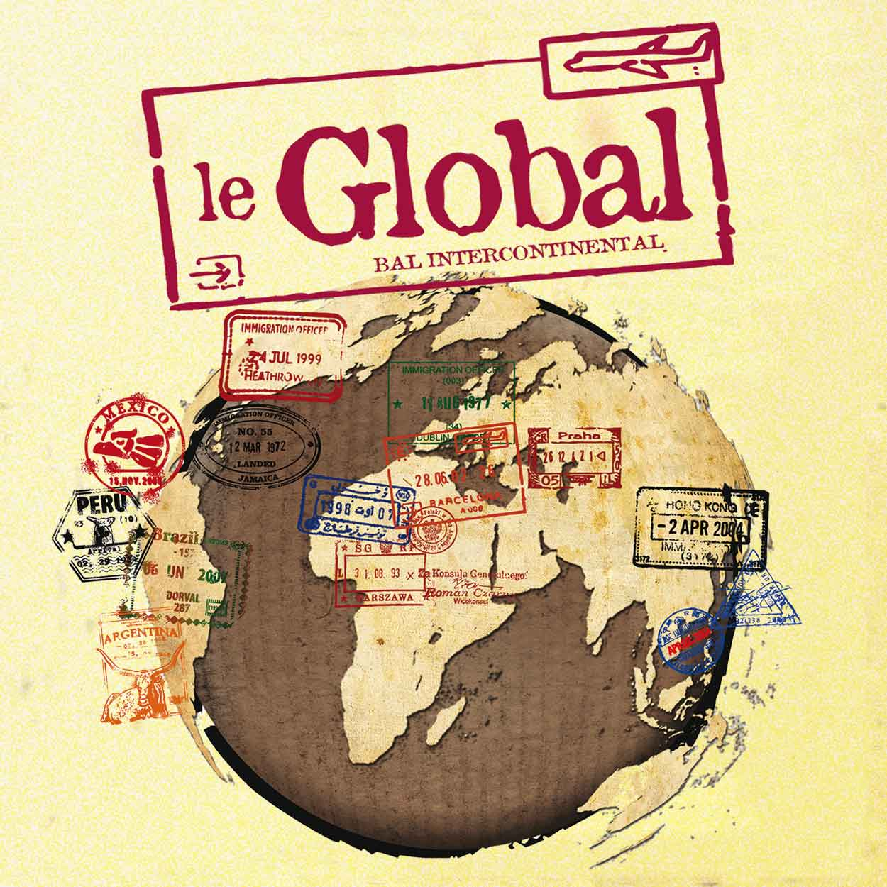 Le Global Tire-Laine